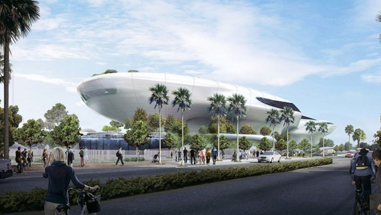 George Lucas Museum of Narrative Art To Open In Los Angeles