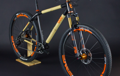 Boo-bikes Combine the Flexibility of Bamboo and the Strength of Carbon Fiber for a Smooth Cycling Experience