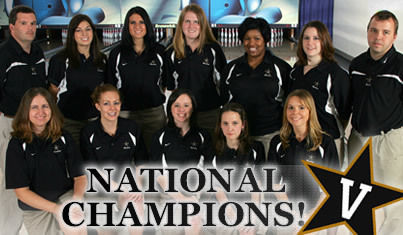 Vanderbilt Wins Second Straight National Women's Bowling Title