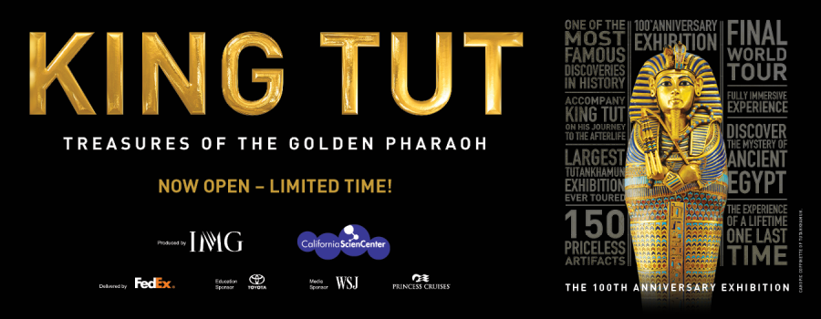 Artifacts+From+King+Tut%27s+Tomb+Come+To+U.S.A+For+World+Premiere