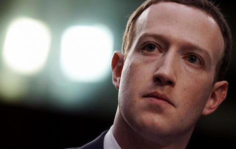 Mark Zuckerberg Testifies Before Congress Over Facebook Data Scandal