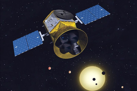 NASA to Launch Groundbreaking Planet Hunter