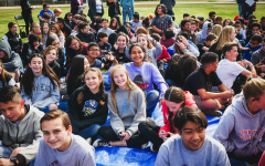 BYMS Honors 400 Students in Second Quarter Spirit Rally