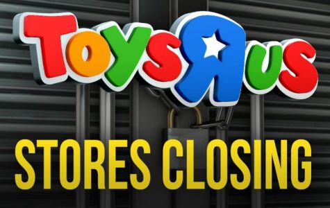 Toys R' Us Closing Down
