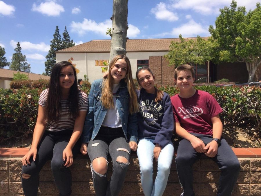 2018-2019 BYMS Officers Elected