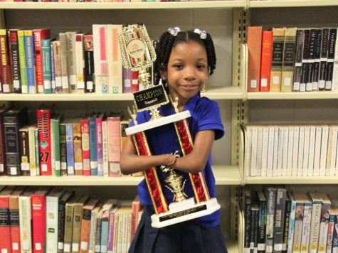 Girl Born with No Hands Wins National Handwriting Contest for the Second Time