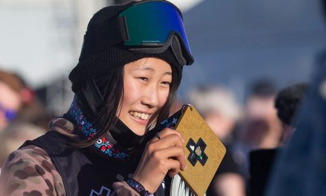 "13 Year Old Kokomo Murase Wins Gold Medal at Women's X Game ""Big Air"" Event."