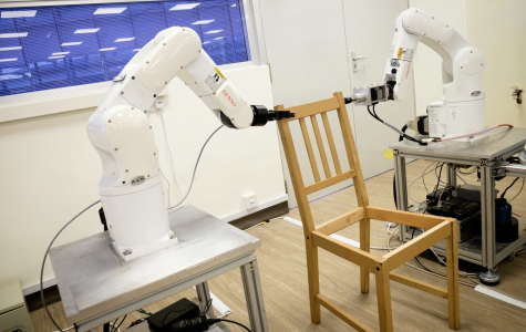 New Robot Puts Together IKEA Furniture