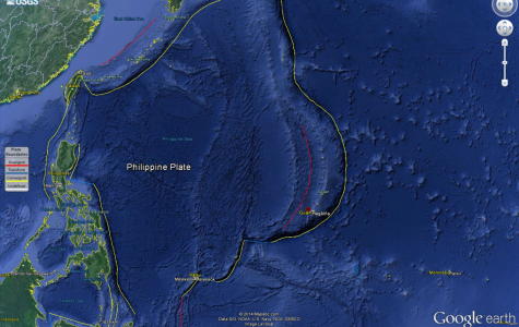 Two Earthquakes Strike in Guam