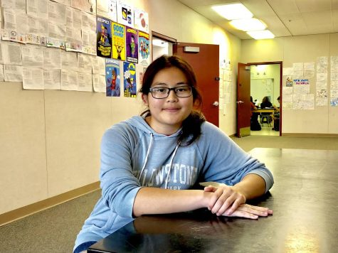 Student Profile: BYMS 7th Grader Maheley Rodriguez Prepares to Earn her Black Belt in Taekwondo