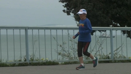 85-Year Old Woman Completes Boston Marathon