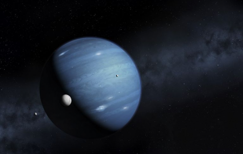 Potential Ninth in Solar System Discovered