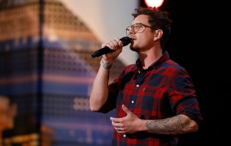 Michael Ketterer Receives Golden Buzzer on America's Got Talent