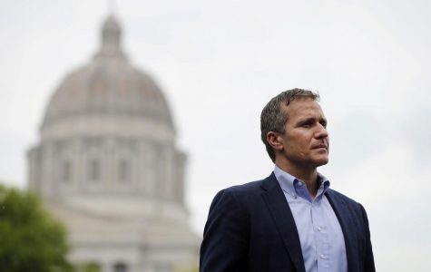 Missouri Governor Eric Greitens Resigns, Amid Scandal