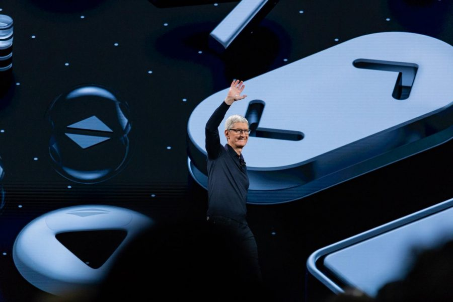 Apple+Unveils+New+iOS+12+Features+At+Worldwide+Developers+Conference+Conference
