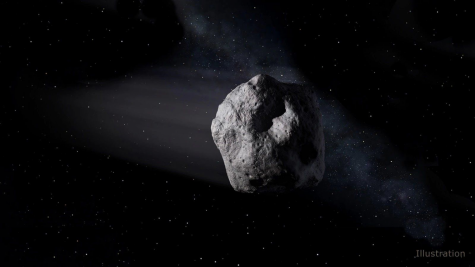 Small Asteroid Flies Over South Africa Just Hours After Being Detected
