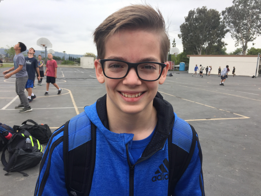 Independent Study PE Student Profile: Thomas Gersbacher