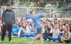 BYMS Hosts Spirit Rally for Third Quarter