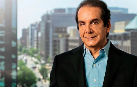 Fox News Political Analyst/columnist Charles Krauthammer Says He Has weeks to Live