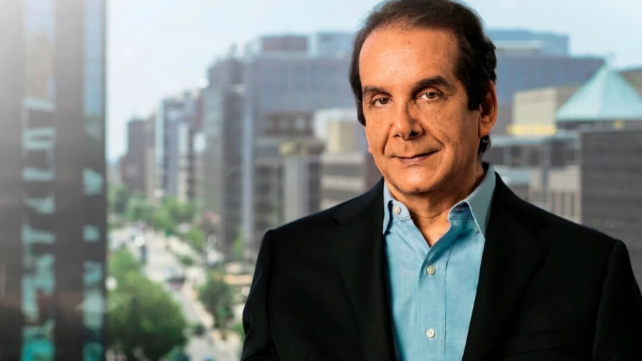 Fox+News+Political+Analyst%2Fcolumnist+Charles+Krauthammer+Says+He+Has+weeks+to+Live