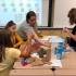Mrs. Fong Teaches Students Engineering Concepts through Questioning and Tinkering