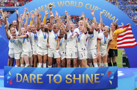 "Equity for US Women's Soccer Team: Proctor and Gamble ""Steps Up"" while Negotiations Continue."