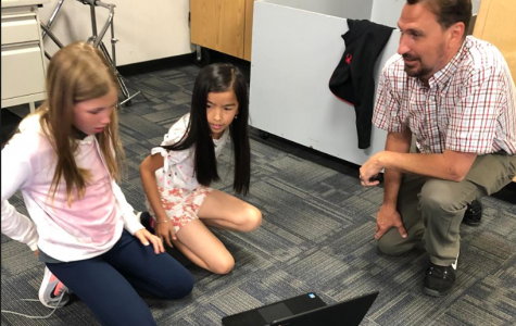 "Mr. Sitar Teaches Programming, Technology, Critical Thinking, and Cooperation through ""Spheros"""