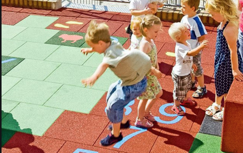 Wood Chips or Rubber? Playground Surfaces Can Make Child's Play Safe or Hazardous