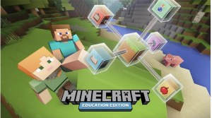 Mojang Brings Minecraft to the Classroom