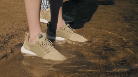 Dopekicks: The First Waterproof Hemp Sneaker