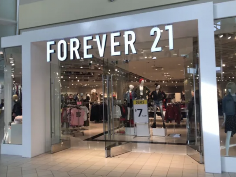 Fast+Fashion+Powerhouse+%22Forever+21%22+Files+for+Chapter+11+Bankruptcy