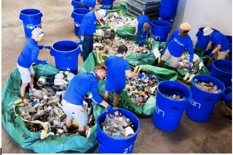 "4Ocean Turns Ocean ""Trash into Treasure"""
