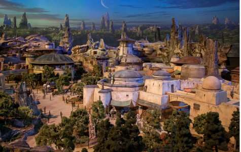 """Attendance """"Lags"""" at Star Wars Edge"""