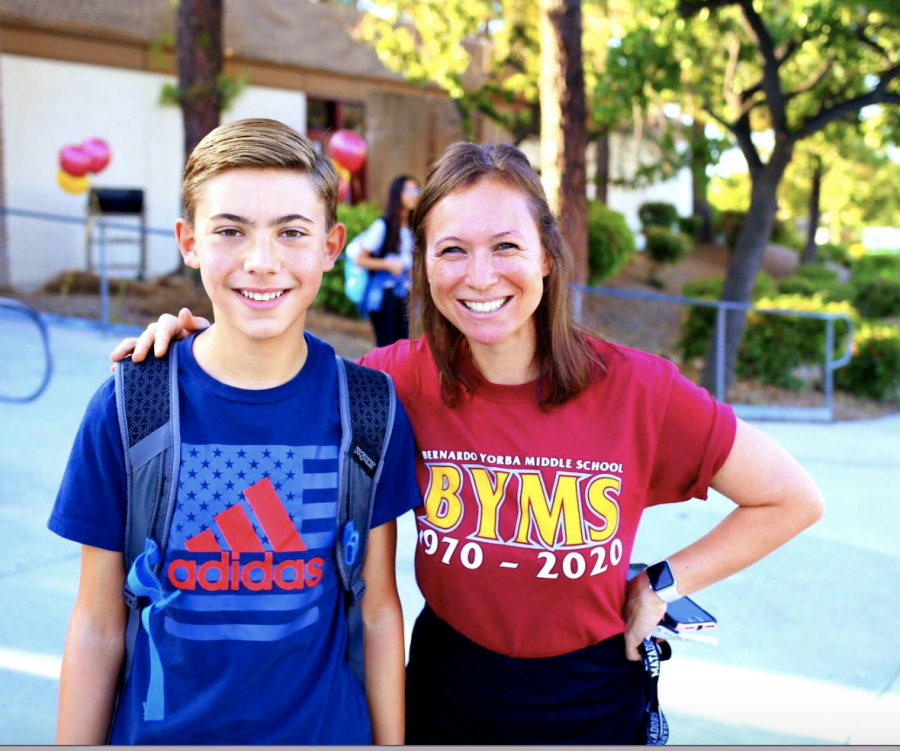 BYMS+Welcomes+Principal+Beth+Fisher