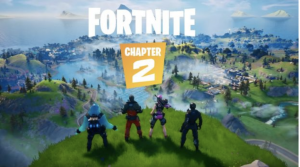 """Fortnite  Launches New """"Epic"""" Chapter"""