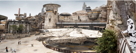 "Disneyland's ""Rise of the Resistance"" Offers High Tech Special Effects, Trackless Ride System, and a Free Fall Drop Tower"