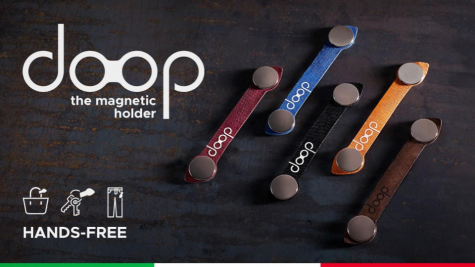 Do-op: The Cool and Unexpected Magnetic Holder to Ease Your Day