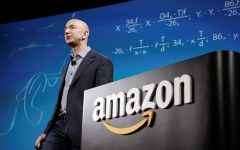 Jeff Bezos Steps Down as CEO of Amazon