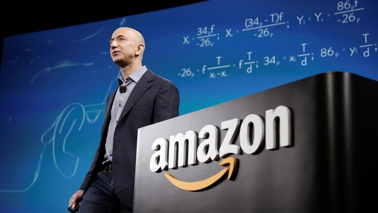 Jeff+Bezos+Steps+Down+as+CEO+of+Amazon