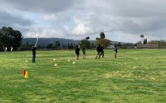 Mrs. Torres' First Period class plays 3v3 lacrosse