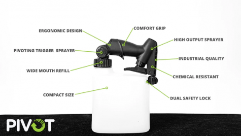 PIVOT: The Spray Bottle Reinvented