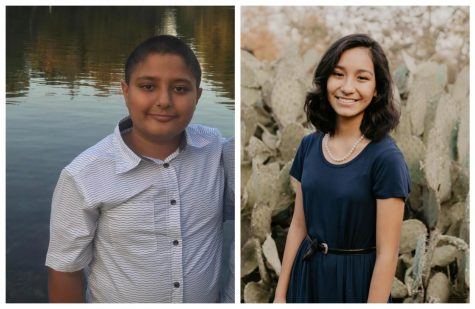 "Chercian and Seitz Select Valeria Flores and Ishmaijit Singh as ""Avid Students of the Week"""