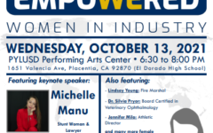 """PYLUSD Hosting annual """"Women in the Industry Event"""""""