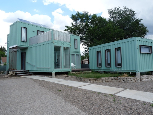 Shipping Containers Are Being Transformed into Elegant, Simple, and Affordable Homes